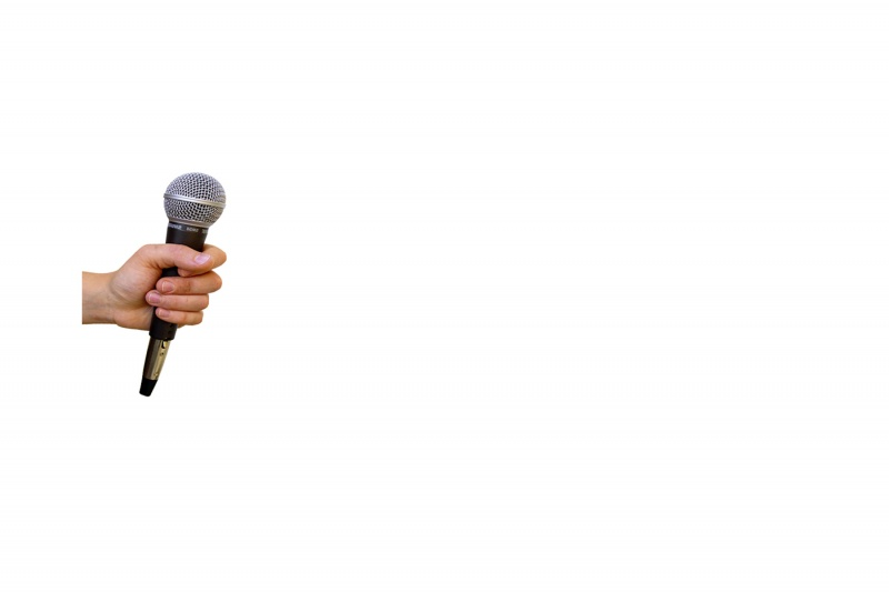 just mic